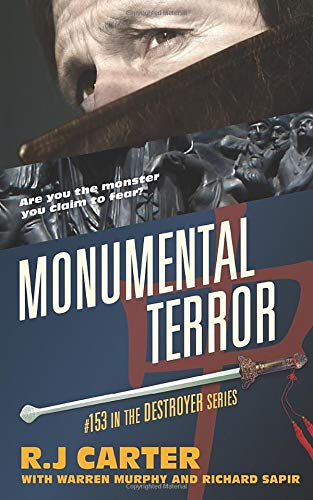 Monumental Terror (The Destroyer, Band 153)