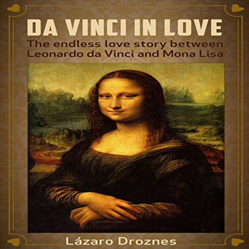 Da Vinci in Love audiobook cover art