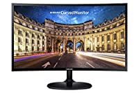 27-inch desktop business monitor with 1800R ultra-curved screen; provides an immersive, natural viewing experience for enhanced productivity and reduced eye fatigue Full HD 1920 x 1080 resolution with a 16:9 aspect ratio. Samsung VA panel delivers de...