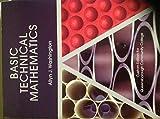 Basic Technical Mathematics (Custom Edition for Queensborough Community College)