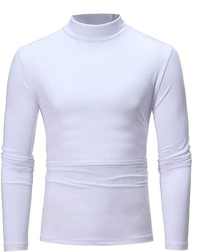 Camiseta Cuello Alto Hombre