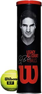 Wilson RF Legacy All Court Tennis Balls (Can)