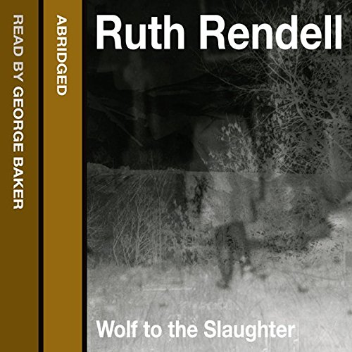 Wolf to the Slaughter cover art
