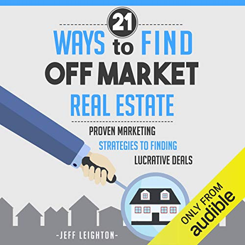21 Ways to Find Off Market Real Estate Titelbild