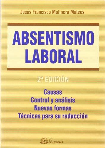 Libro sobre absentismo