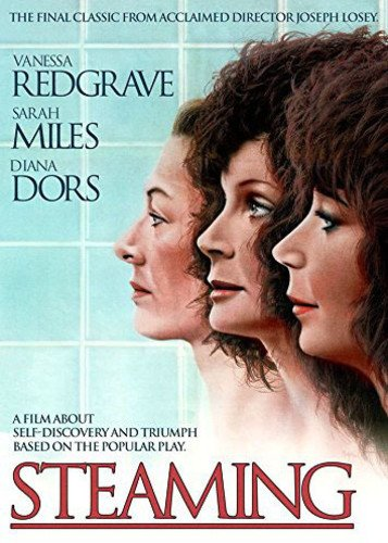 STEAMING (1985) - STEAMING (1985) (1 DVD)