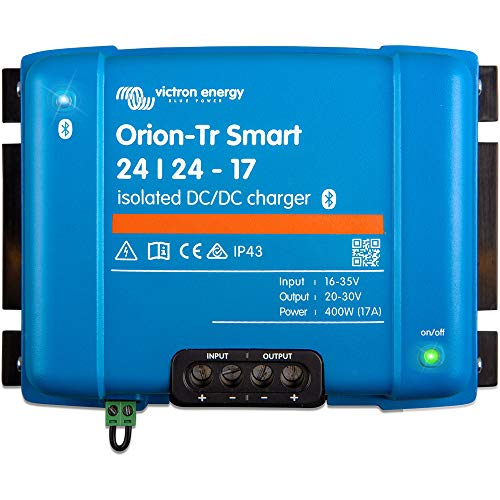 Victron Orion-Tr Smart 24/24-17A (400W) DC DC Wandler Ladebooster B2B Lader