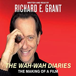 The Wah-Wah Diaries audiobook cover art