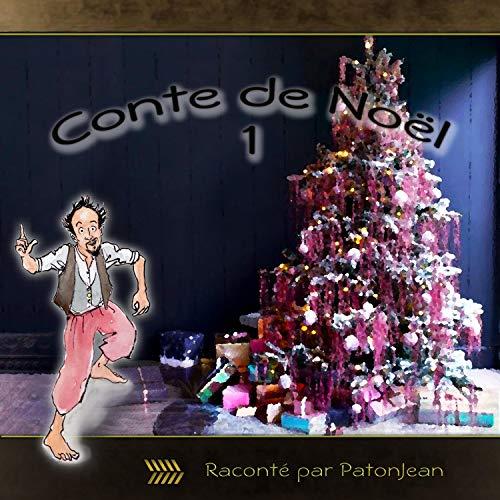 Page de couverture de Conte de Noël 1