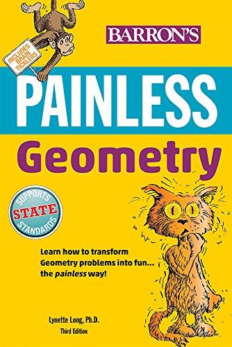 Painless Geometry (Barron's Painless)