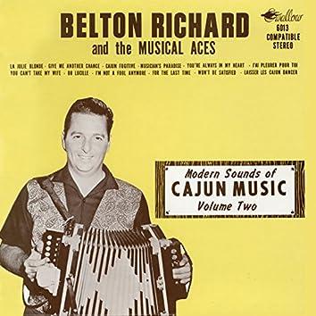 Modern Sounds of Cajun Music, Vol. 2