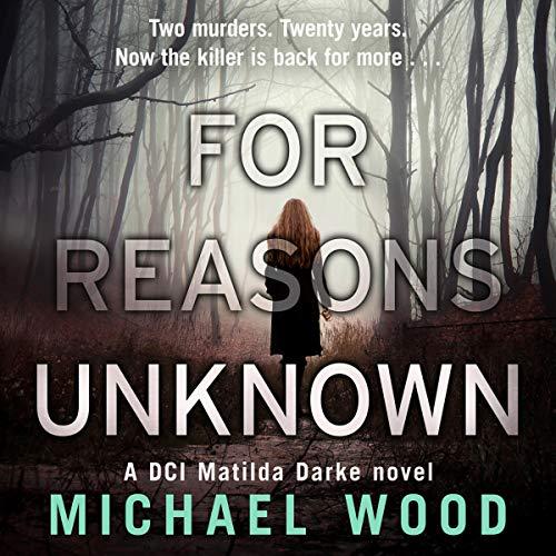 Page de couverture de For Reasons Unknown