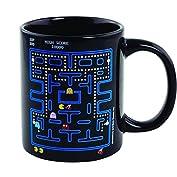 51N+H47w1nL. SS177 Original diseño de Pac-Man Arcade Maze Clásico Carácter iconos y Pellets aparecen cuando está caliente Gran regalo para cualquier fan de Juego