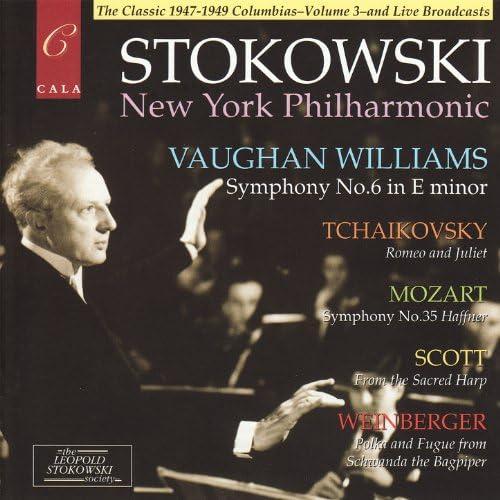 New York Philharmonic, Leopold Stokowski