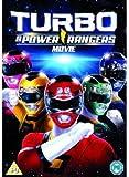 Turbo Power Rangers Movie DVD [Italia]