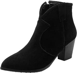 BalaMasa Womens ABS13947 Pu Boots
