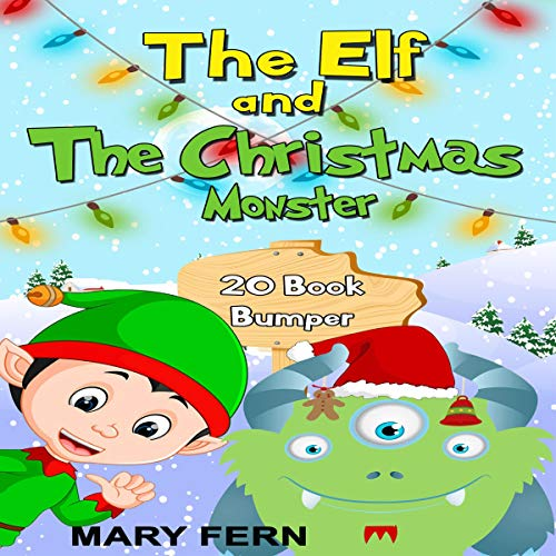 Christmas Elves and Christmas Monster Stories: 20-Story Bumper Pack cover art