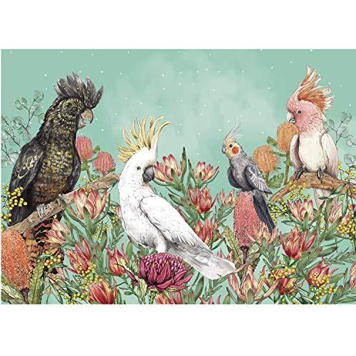 DOUYAO Puzzle 1000 Teile,Puzzle Erwachsene,Puzzle 1000,Puzzle für Erwachsene,1000 Papageien-Rätsel, herausfordernde Rätsel für Erwachsene