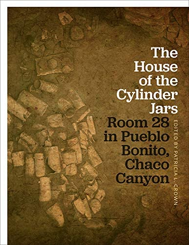The House of the Cylinder Jars Room 28 in Pueblo Bonito Chaco Canyon product image