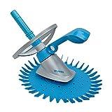 Fluidra 66281-Limpiafondos Automático Splasher, Blanco/Azul