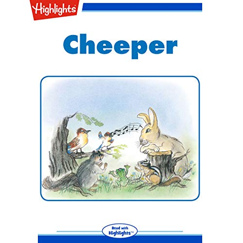 Cheeper cover art