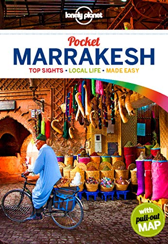 Lonely Planet Pocket Marrakesh [Lingua Inglese]