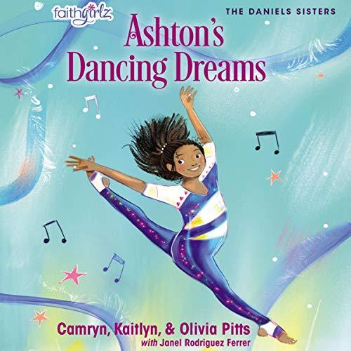 Ashton's Dancing Dreams cover art