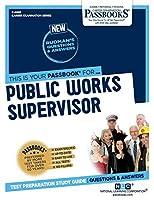 Public Works Supervisor