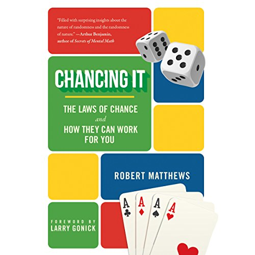 Chancing It audiobook cover art
