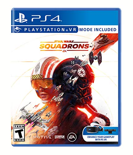 Star Wars: Squadrons (PS4/XB1)  $17 at Amazon