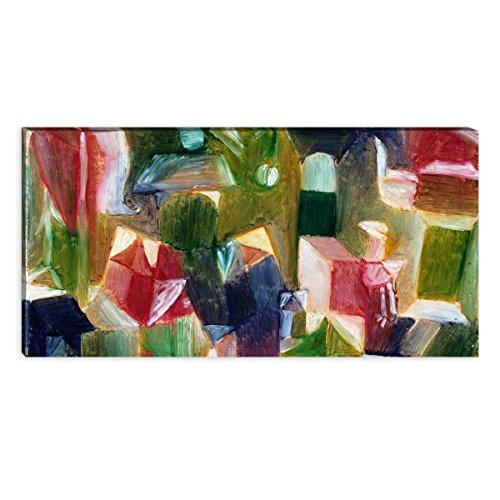 Wandkings Leinwandbilder von Paul Klee - Wähle ein Motiv & Größe: