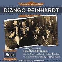 Postwar Recordings 1944-1953 by Django Reinhardt (2009-02-24)