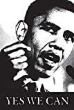 Obama - Yes We Can (black and white) Poster 24 x 36in