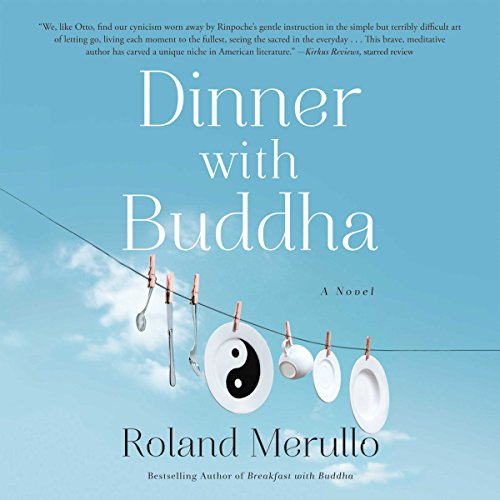 Dinner with Buddha cover art