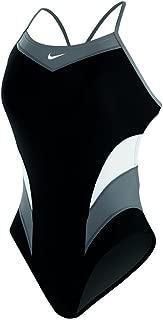 Women's Victory Color Block Cut-Out Tank Swimsuit