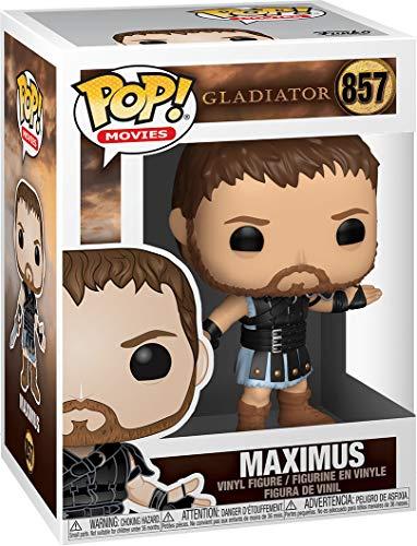Funko- Pop Movies: Gladiator-Maximus Figura Coleccionable de Vinilo, Multicolor (40815)
