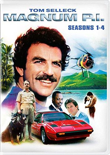 Magnum Pi: Seasons 1-4 (24 Dvd) [Edizione: Stati Uniti] [Italia]