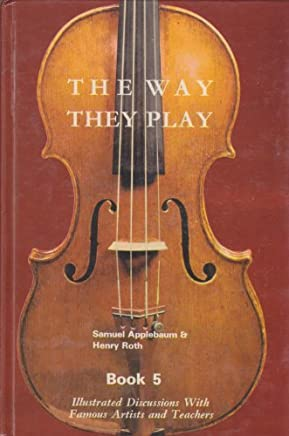 The Way They Play: Book 5 by Samuel Applebaum (1980-06-02)