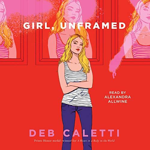 Girl, Unframed audiobook cover art