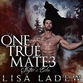One True Mate 3 audiobook cover art