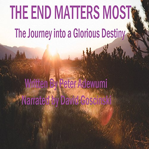 The End Matters Most audiobook cover art