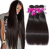 Best Grade Of Human Hair Weaves - Subella Brazilian Straight Hair 3 Bundles Grade 9A Review