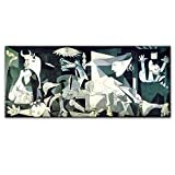 Yooyu Picasso Berühmte Guernica Kunst Gemälde auf