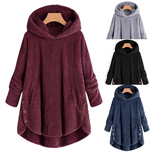 PLENTOP💗 Holey Sweaters for Women White Blouse Target Cardigan Sweaters for Women Mens Holiday Cardigan Sweaters Mens Pocket Vests Outerwear