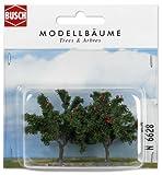 Busch Ambiente - BUE6628 - Railway Modelling - Mele 45 mm - Scala N