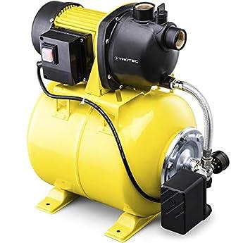 Foto di TROTEC Pompa per uso domestico TGP 1025 E, 1.000 W/ 3.300 litri l'ora, IP44
