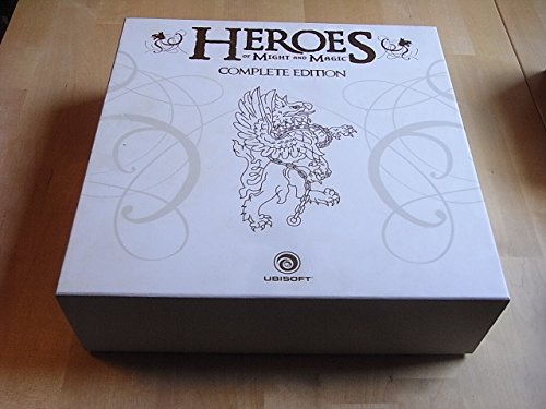 Heroes of Might & Magic I-V Complete Edition