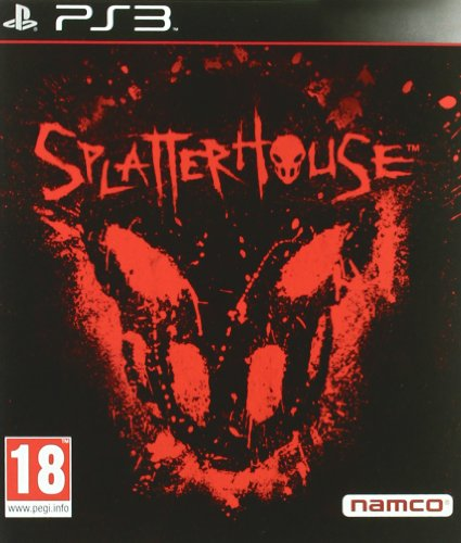Namco Bandai Games Splatterhouse, PS3