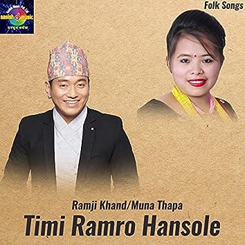 Timi Ramro Hansole