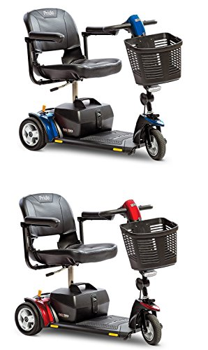 Find Bargain Go Go Travel Vehicle Elite Plus 3 Wheel Scooter
